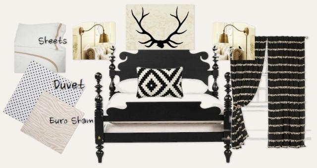 OB-Master Bedroom Moodboard