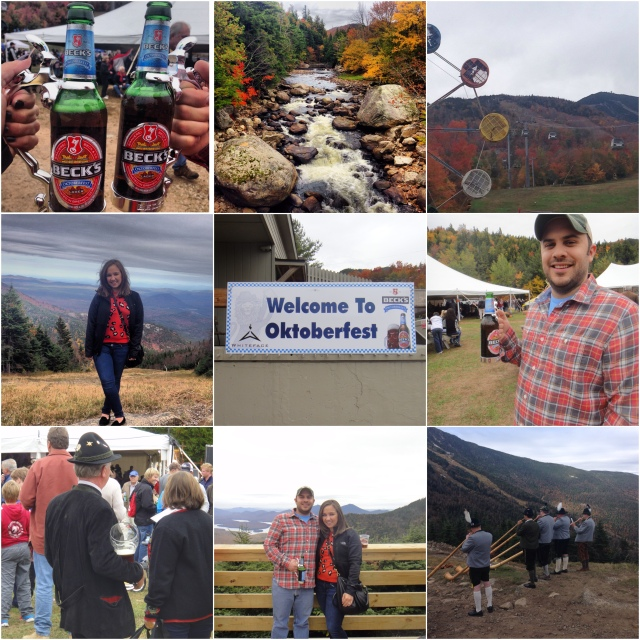 Oktoberfest at Whiteface Mountain on surroundedbypretty.com