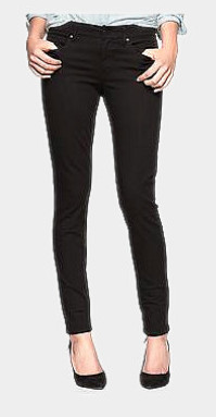Gap Legging Jeans a surrounded by pretty staple
